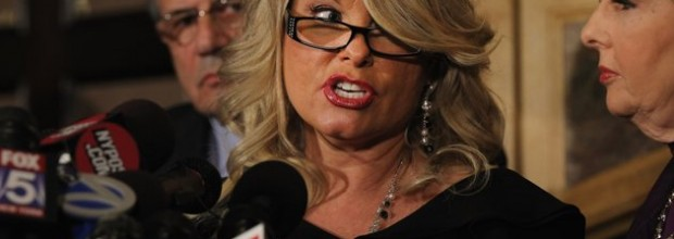 'Herman Cain reached for my genitals'