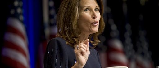 Bachmann: Republicans are socialists too