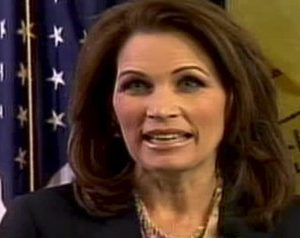 Michelle Bachmann: Government waste is fine as long as she is the one wasting it