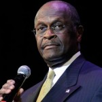 Herman Cain: 'Save me from those dangerous reporters'