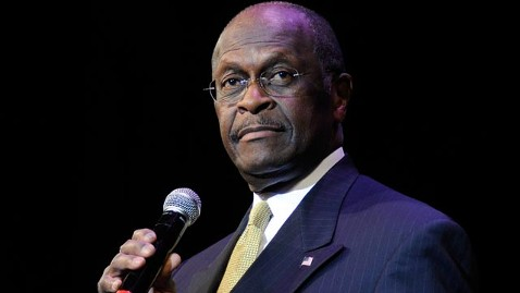 Cain turns to Secret Service to hide from the press