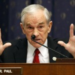 Political long-shot Ron Paul (REUTERS/Richard Clement)