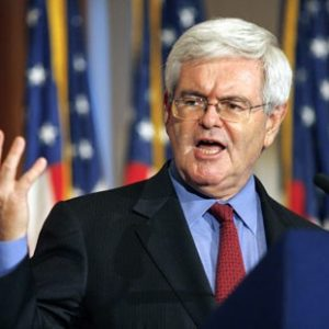 Newt Gingrich: Coming on strong