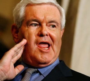 "Newt ""I'm the greatest"" Gingrich"