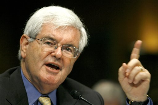 Gingrich gains from Cain's withdrawal