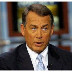House Speaker John Boehner: Running the best Congress money can buy