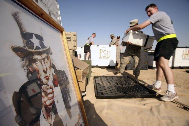 U.S. military mission in Iraq declared over