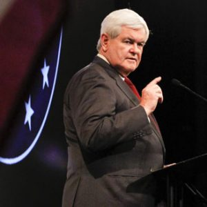 Newt's in trouble (AP)