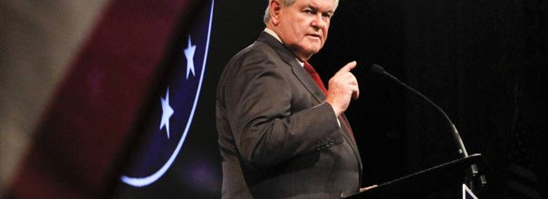 Debate, polls leave Gingrich in trouble
