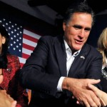 Mitt Romney and Nikki Haley (AP)