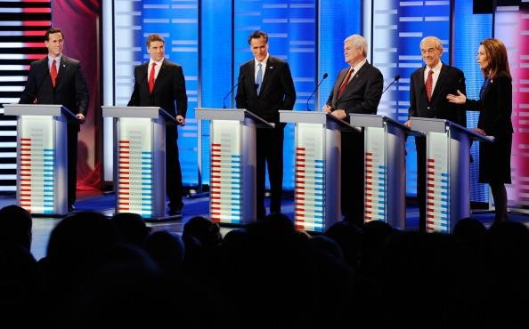 Drake University Hosts ABC News GOP Presidential Debate