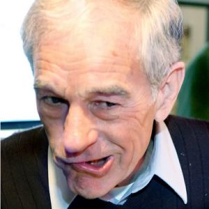 Ron Paul: Which side of his mouth is he talking out of today?