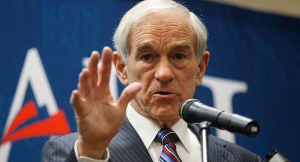 Ron Paul changes his newsletter story again