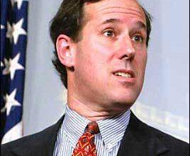 Rick Santorum's questionable conservative credentials