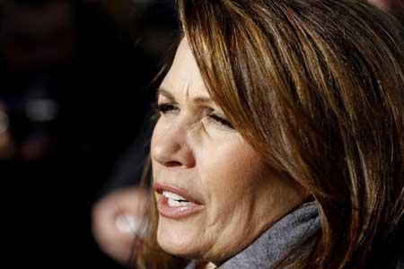 Michelle Bachmann (AP Photo/Eric Gay)