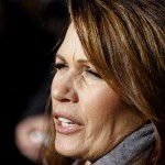 Michelle Bachmann: Exit, stage right (AP Photo)