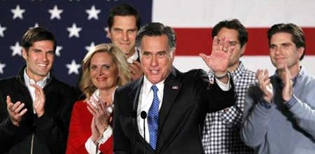 Romney edges Santorum by just eight votes in Iowa