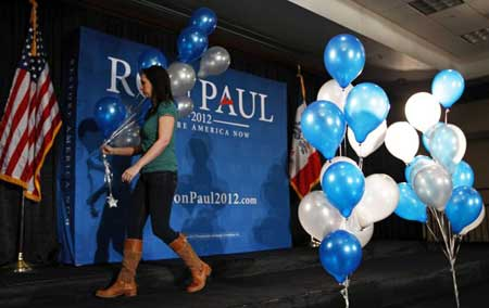 What now for Ron Paul?