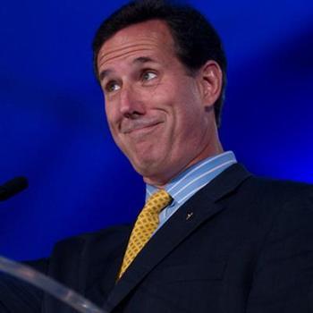 What happened to Rick Santorum?