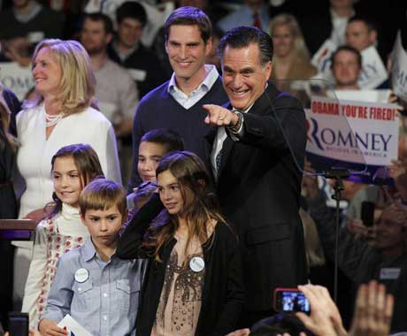 Romney wins New Hampshire: Can he be stopped?