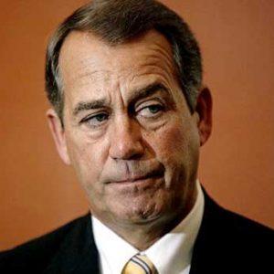 Speaker of the House John Boehner: Enough already