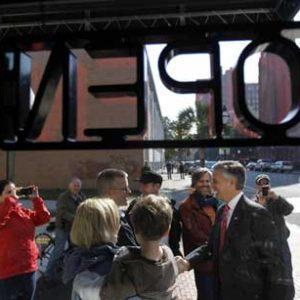 Huntsman campaigns in South Carolina (AP Photo/Matt Rourke)