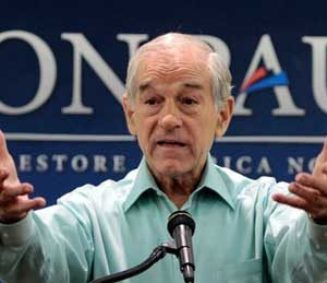 Ron Paul: Living large at taxpayer expense