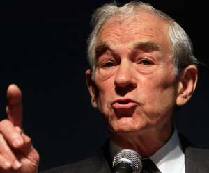 Lies, damn lies and Ron Paul