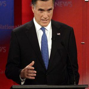 Mitt Romney (AP Photo)