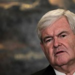 Newt Gingrich: Heading for the bottom once again?