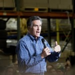 Mitt Romney: Poor? What poor? (AFP/Stephen Maturen)