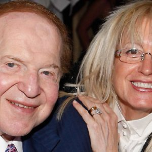 Sheldon Adelson and his wife: No more wasting money on Newt
