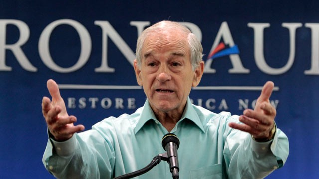 Ron Paul: Come, join the flock and drink the Kool-Aid