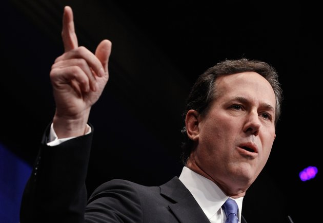 Is Rick Santorum a real alternative to Mitt Romney?