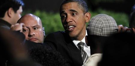 Obama: Unfinished business is job one for term two