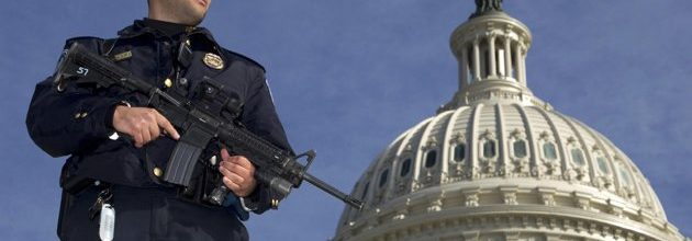 FBI sting nets terror suspect who planned to bomb Capitol