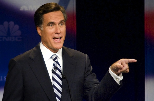 Romney closes gap in new poll of Michigan voters