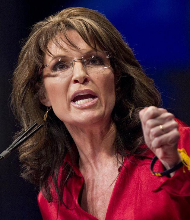 Palin before she quit: 'I can't take it anymore'