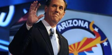 Republicans on Santorum: 'Enough already'