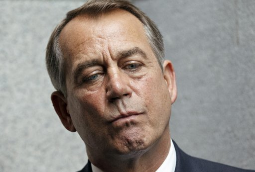 Boehner to Rep. Sullivan: 'Keep your damn mouth shut!'