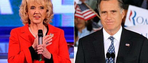 Jan Brewer endorses Mitt Romney