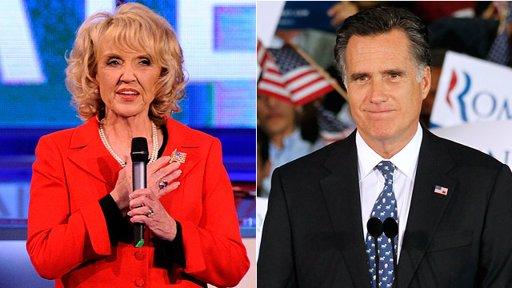 Jan Brewer endorses Mitt Romney