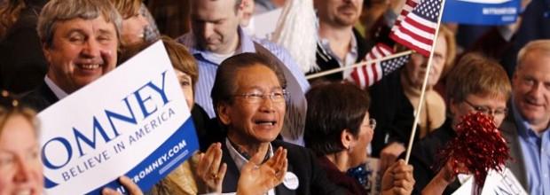 Michigan, Arizona primaries give Romney a needed boost
