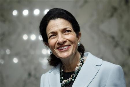 Bitter Olympia Snowe leaving Senate