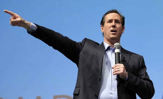 Santorum hoping for help from Gingrich
