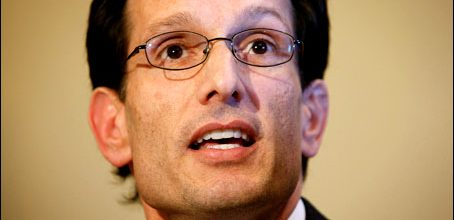 Cantor endorses Romney for GOP Presidential nod