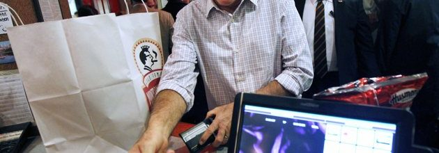 Romney notches another win, looks towards Super Tuesday