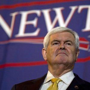 Georgia: Last gasp for Gingrich? (AP Photo/Evan Vucci)