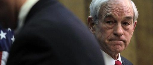 Is Ron Paul's campaign in trouble?