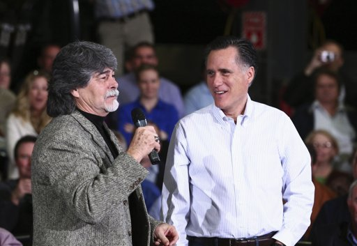 Romney's Southern act: That dog won't hunt
